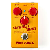 Dunlop WM20 Way Huge Smalls Conspiracy Theory Professional Overdrive FX Pedal