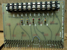 Card GE ML0515L0488G001 RESISTOR TEA OUTPUT