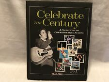 Celebrate The Century USPS Stamp Book Collection Volume 6, 1950-1959 HARDCOVER