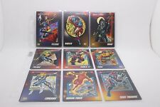 Super Heroes  Marvel 1992 trading cards 118 trading cards