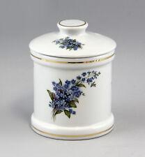 9947071 Porcelain Gebäck-dose Kämmer Forget Me not Flowers