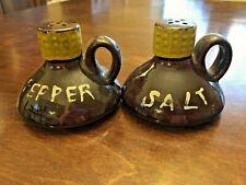 Salt & Pepper Shakers as shown set 11 Jug type Japan