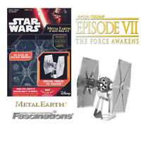 Special Forces Tie Fighter Metal Earth 3D Model Star Wars The Force Awakens