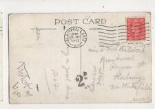 2d To Pay Charge Mark Blackpool 18 Jun 1942 434b
