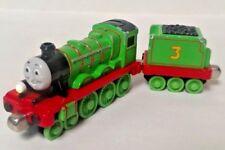 Thomas Take Along N Play ~Trains - Metal Engine Train Talking Henry + Tender