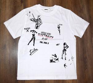 McQ Alexander McQueen Cobra Club Women's T Shirt Size M NWOT
