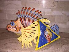 ACCOUTREMENTS LIONFISH FIGURE NWT