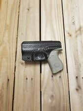 Concealment Glock G42 IWB Black Carbon Fiber KYDEX Holster with Sweat Shield