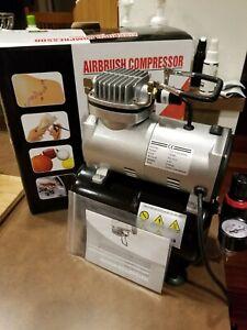 Master Airbrush Compressor 1/5 HP (Model TC 20T)