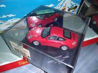 VITESSE 1/43 PORSCHE 911 TURBO GUARDS RED 2000 NEUF EN BOITE