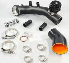 BMW N54 Charge Pipe Kit + TiAL Flange + 50mm Bov For E88 E90 E92 E93 135i 335i