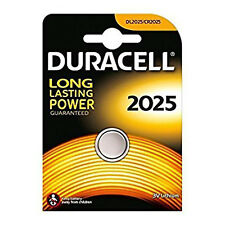 Duracell CR2025 Batteries Lithium Battery 3V Button/Coin Cell CR 2025