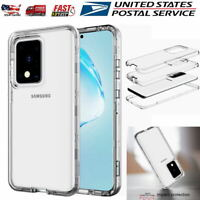 For Samsung Galaxy S20 Plus /S20 Ultra Case Hybrid Rugged Shockproof Clear Cover