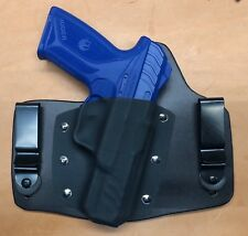 Leather Kydex hybrid IWB holster for Ruger Security 9