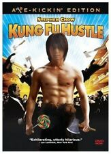 Kung Fu Hustle 0043396143555 With Stephen Chow DVD Region 1