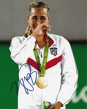 Olympic Gold Medal Champion Monica PuigAutographed 8x10 Photo (Reproduction) 1