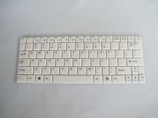 New Keyboard White US for MSI U100 U110 U120