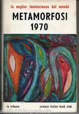 Wollheim – Carr ; METAMORFOSI 1970 ; La Tribuna 1970 – Science fiction book club