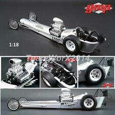 "GMP 18847 ""The Chizler V"" Vintage Dragster Diecast Model Car 1:18 new!!"