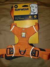 New listing Ruffwear Front Range Dog Harness Medium M Orange Poppy New w Tags 27-32 in