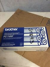 Brother PC-74RF 2 X Refill Rolls Sealed
