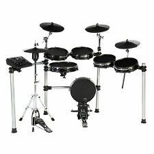 Fame DD-ONE Pro XT E-Drum Set, Elektronisches Schlagzeug-Set mit echter HiHat, 1