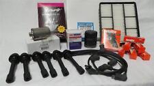 Mitsubishi Magna Major Service Kit TE TF TH TJ 3L 3.5L 3.0L V6 spark Plugs Leads