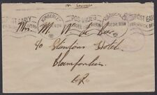 South Africa 1941 cover sent unfranked to Bloemfontein from Air Force serviceman