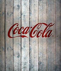 WENKO Glasrückwand Blende Küchenrückwand Spritzschutz Coca Cola