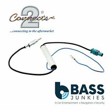 Connects2 CT27AA14 VW Vauxhall Citroen Peugeot Skoda Car Stereo Aerial Adapter