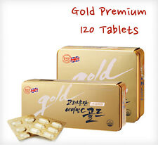 [KOREA EUNDAN] Vitamin C 1120mg 120 Tablets Gold Premium Health Supplement