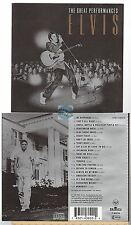 ELVIS PRESLEY the great performances CD ALBUM my happiness if i can dream
