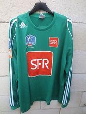 Maillot RED STAR porté n°5 PINTO COUPE de FRANCE 90ème anniversaire ADIDAS shirt