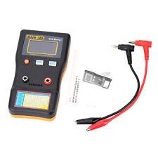 Professional Resistance Capacitor Circuit Tester Capacitance ESR Meter Precision