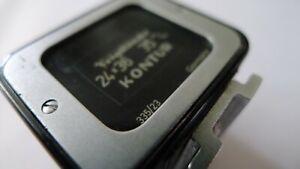 Voigtlander KONTUR 24x36 35mm Finder 335/23 with Original Leather Case 90/088