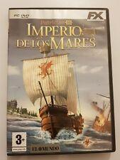 Patrician III Imperio de los Mares PC/Ordenador version Española COMPLETO