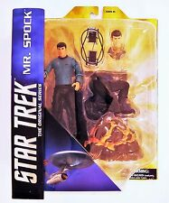 Star Trek Select Spock Action Figure and Diorama