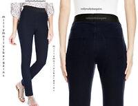 New Womens Marks & Spencer Blue Jeggings Size 10 Medium Leg 31 / 30 / 29