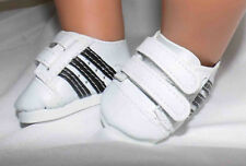 Puppen kleidung für 43 cm Puppe z.B. Baby Born Schuhe Neu