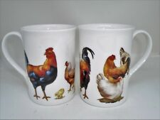 BN Boxed Fine Bone China Chicken Mug, Choice of Designs, China Chicken Gift Mug