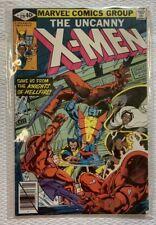 The Uncanny X-Men Issues #129, 170, 171