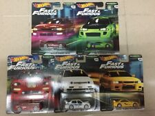 Hot Wheels Premium - Original Fast : Fast & Furious Set