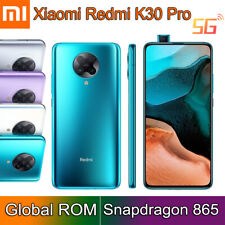 Original 6.67'' Xiaomi Redmi K30 Pro 5G Smartphone 8GB 256GB 4700mAh 68MP Camera
