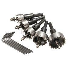 5Pc HSS Drill Bit Hole Saw Set Stainless Steel Alloy Wood Hole Cutter Popular KY