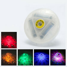 LED Underwater Floating Light Diamond Shaped Waterproof Lamp for Swimming Pool