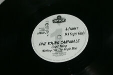"""New listing FINE YOUNG CANNIBALS ** GOOD THING  ** 12"""" PROMO ** VINYL RECORD"""