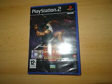 SAMURAI SHODOWN ANTHOLOGY PS2 PAL ITALIANO NUOVO E SIGILLATO