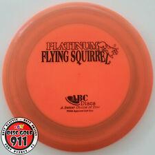New Abc Discs Platinum Flying Squirrel 178g (understable mid-range, orange, Oop)