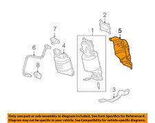 HONDA OEM Manifold-Exhaust-Manifold Cover 18120R70A00