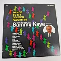 Vtg 1980 Swing and Sway with Sammy Kaye and his Orchestra LP Record
